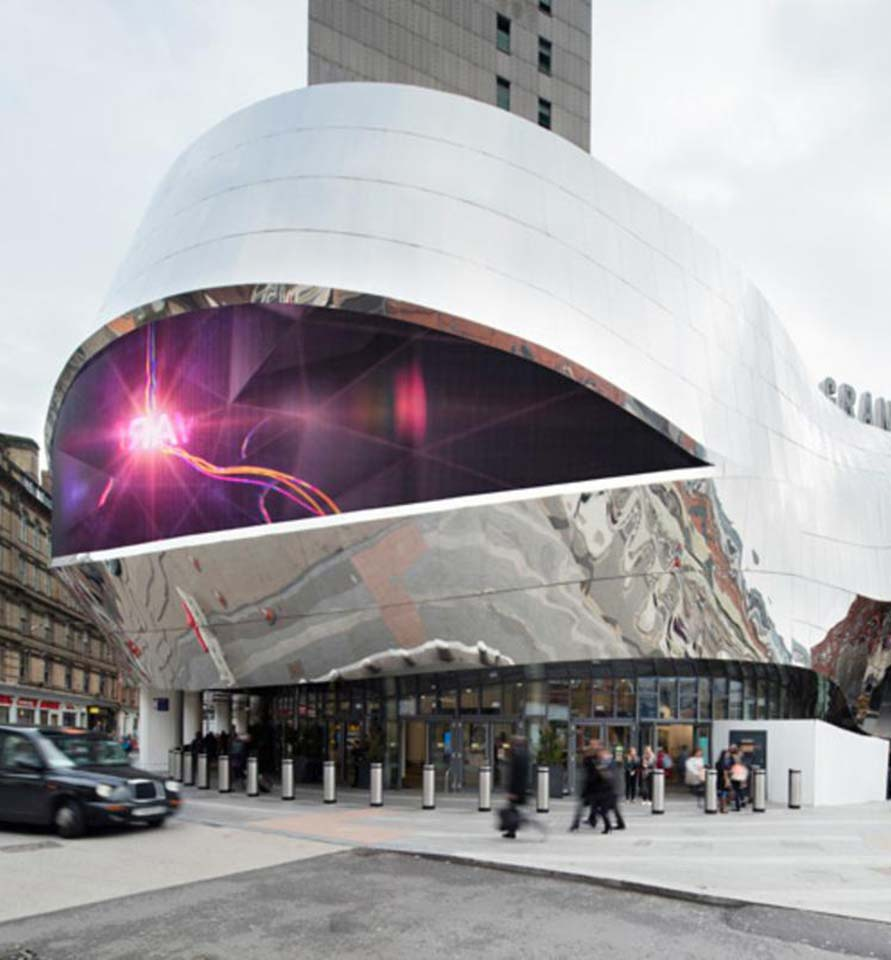 Nova estação de Birmingham